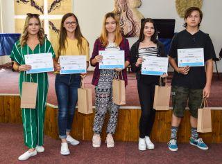 Câştigătorii concursului organizat în cadrul Săptămânii Energiei 2018