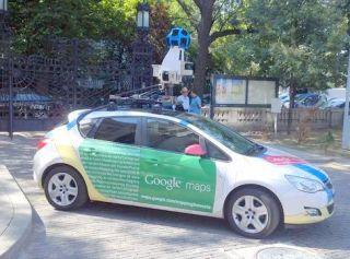 Maşinile Google Street View, vara aceasta pe drumurile din România