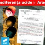 USR: Indiferența ucide în Arad