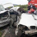 UPDATE Accidente la Ineu și Zăbrani. Un mort și mai mulți răniți