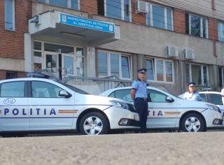 12 autospeciale noi pentru posturile de poliție din județul Arad