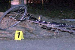 Biciclist accidentat mortal pe DN 7