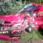Accident între Ineu și Bocsig. Un bărbat a murit