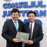 Chinezi interesaţi de afaceri în judeţul Arad