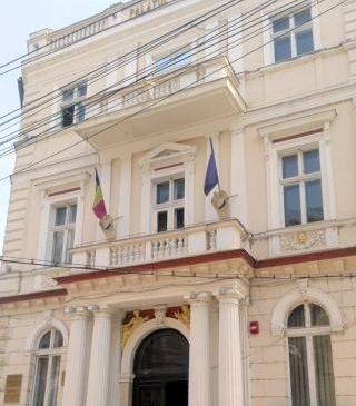 Modernizarea şi extinderea Palatul Justiţiei din Arad a fost încheiată