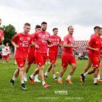 UTA Arad, la primul antrenament din campania pentru sezonul 2018-2019