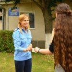 O tânără din Maramureș și-a pierdut buletinul la Arad. VEZI cum și l-a recuperat