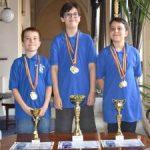 11 medalii pentru Vados Arad la Naționalele de șah pentru echipe de juniori