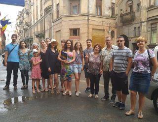 A fost făcut primul circuit al clădirilor Secession din municipiul Arad