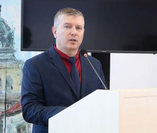 Constantin Ioan Inel, noul manager al Complexului Muzeal Arad