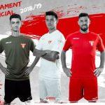 Echipamenul UTA-ei pentru sezonul competițional 2018 – 2019