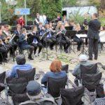 """""""Sunetul fanfarelor"""", în Parcul Reconcilierii din Arad"""