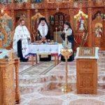Slujbă de pomenire în memoria Reginei Ana, oficiată la Săvârșin