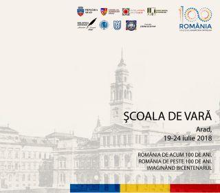 Aradul găzduiește Școala de Vară a Societății de Științe Istorice din România