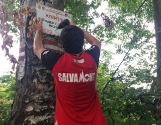 Atenționare Salvamont. Trasee turistice închise în zona Stațiunii Moneasa