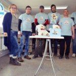 Traversează România pe biciclete pentru a ajuta persoanele cu nevoi speciale