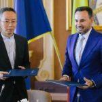 Relație de colaborare între orașele Arad și Changzhou