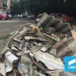 Azbestul, un pericol pentru arădeni. USR cere convocarea Comitetul Județean pentru Situații de Urgență