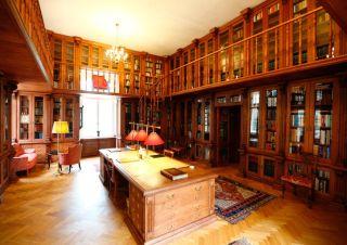 VEZI cum arată interiorul Castelului Regal de la Săvârșin
