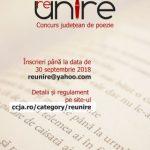 """""""reUNIRE"""". Concurs de poezie pentru tineri, organizat în Arad"""