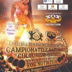 Campionatul Național de Culturism și Fitneess, la Arad