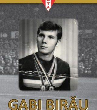 """Lansare de carte. """"Gabi Birău – povestea fundașului de fier"""""""