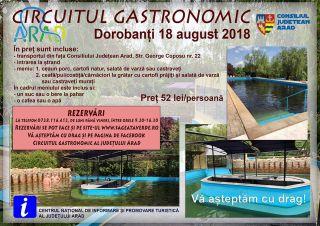 Circuitul Gastronomic, din nou la ştrandul din Dorobanţi