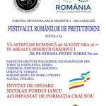 Festivalul Românilor de Pretutindeni, ediția a X-a, la Arad