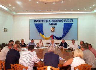 Întâlnire cu factorii decizionali, pe tema accesului în cartierele Via Carmina și Europa