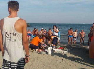 Un bărbat din Arad, care muncea pe litoral, s-a înecat în mare