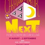Caravana Filmelor NexT revine la Arad, în Parcul Eminescu. PROGRAM