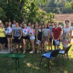 Copii din Republica Moldova în tabară la Moneasa
