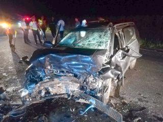 Trei persoane rănite într-un accident la ieşirea de pe A1
