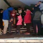 53 de migranți, găsiți ascunşi într-un automarfar la PTF Nădlac II
