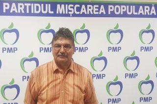 Cornel Secianschi, fostul director al SDFEE Arad, s-a înscris în PMP