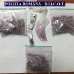 Bărbat din Vladimirescu, arestat pentru trafic de droguri