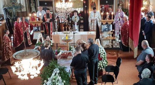 Părintele Ioan-Sorin Ciurlea din Parohia Conop a fost condus pe ultimul drum