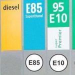 Carburanții comercializați în România își schimbă denumirile din octombrie