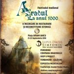 Festival de artă medievală,  la Arad
