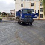 Mai multe curţi de şcoli din municipiul Arad au fost reabilitate