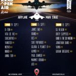 Arad Open Air Festival. PROGRAM