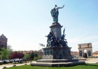 Contractul pentru extinderea Parcului Reconcilierii, reziliat