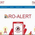 Sistemul de avertizare a populației RO – ALERT, testat în judeţul Arad