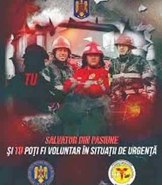 """ISU Arad continuă campania """"Salvator din pasiune"""""""