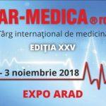 Târgul Ar-Medica, la Expo Arad
