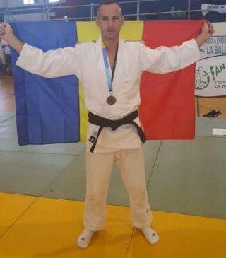 Polițist arădean, medaliat cu bronz la Jocurile Europene ale Polițiștilor și Pompierilor