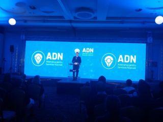 Europarlamentarul Cătălin Ivan a lansat un nou partid – Alternativa pentru Demnitatea Naţională (ADN)
