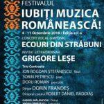 """A doua ediție a Festivalului """"Iubiți muzica românească"""", la Filarmonica de Stat Arad"""