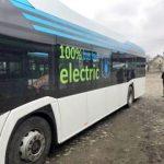 Primăria Arad vrea să cumpere 10 autobuze electrice