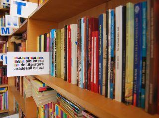 """Punct final al proiectului """"Biblioteca de literatura arădeană de azi"""""""